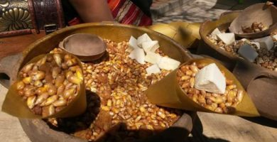 Chuspillo de maiz